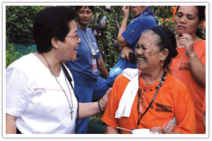 DAUGHTERS OF WISDOM MEDICAL PRISON MINISTRY – 0265 – PHILIPPINES