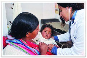 SAN LUCAS RURAL HEALTH – 0571 – COCHABAMBA, BOLIVIA