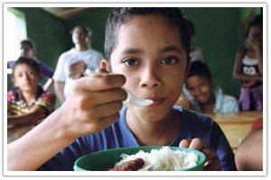 RAINBOW NETWORK FEEDING – 0513 – LA PAZ CENTRO, NICARAGUA