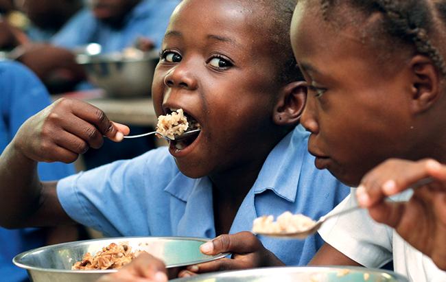 GREATEST NEED: FOOD