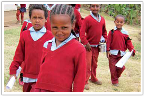0428 - Shambu Catholic Kindergarten - Shambu, Ethiopia