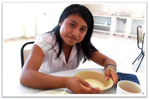 Villa Mornese Home for At-Risk Girls – Tuxtla Gutierrez, Mexico