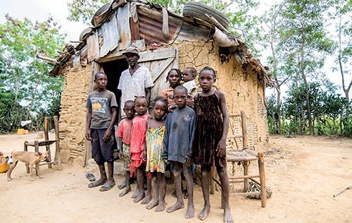 GIVE A HAITIAN FAMILY A NEW HOME