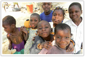 0452 - Tete Center for Vulnerable Children - Mozambique