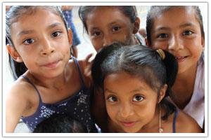 Hogar de la Nina - Guatemala