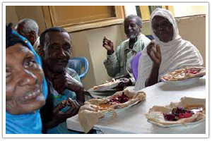 Elderly People Support - Addis Ababa, Ethiopia