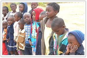 1592 - Redeemer Classroom - Lusaka, Zambia