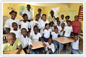 1008 - St. Joseph Training Institute - Haiti