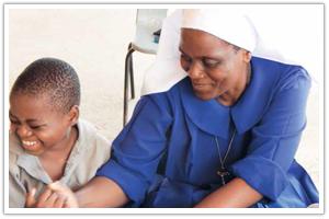 0541 - Chisombezi Deafblind Centre - Limbe, Malawi