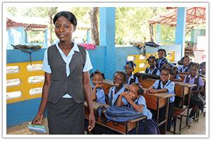 1380 - Kobonal Scholarships - Haiti