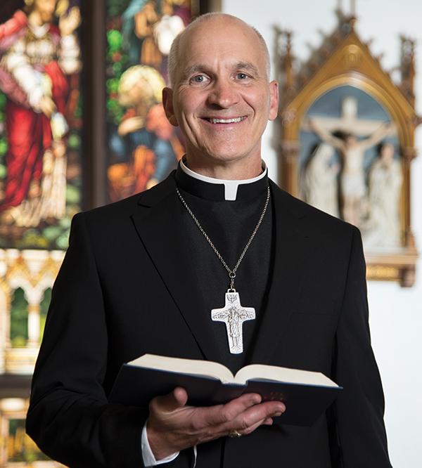 Bishop Steven Biegler