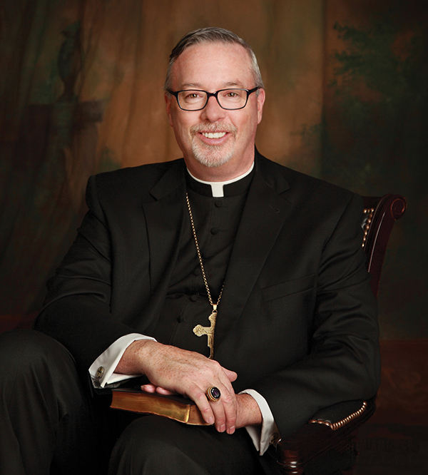 Bishop Christopher J. Coyne