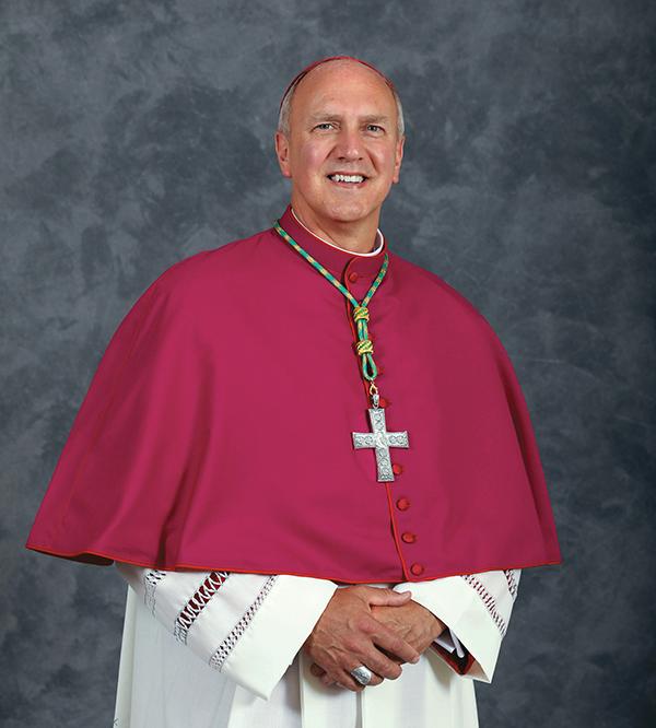 Bishop Gerald L. Vincke