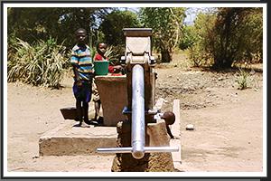 3025 - Karonga Diocese Water - Malawi