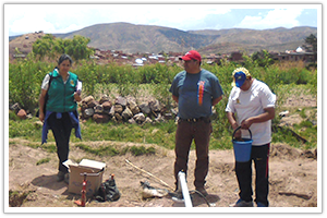 3064 - Franciscan Community Water - Bolivia