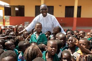 Global Change Education Donation