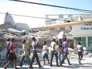 Please Keep Haiti and the long-term recovery efforts of our Haitian partners in your prayers.