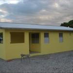 The new dorms at Pwoje Espwa