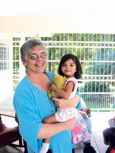 Cross Catholic is proud to support Catholic missionaries like Ana Aleman as she tirelessly works to bring nutrition and God's love to the people of El Progreso, Honduras.