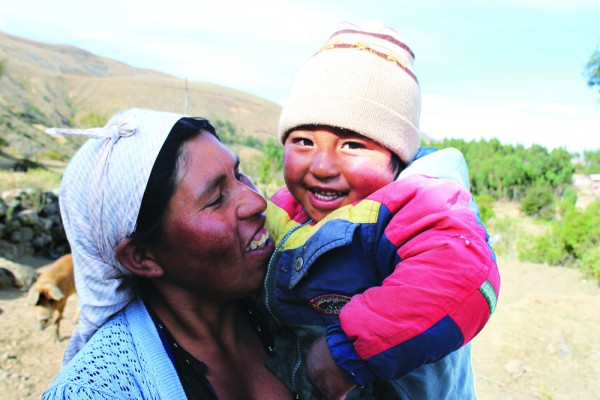 """""""When we arrived 20 years ago, people didn't value human life as much in the mountains. The children would drop dead like flies and everybody would think it was very normal,"""" says Dr. Maria Teresa Losada Monsalve, director of the Cross Catholic Outreach supported Fundacion San Lucas Rural Health Project in Bolivia. """"We have reduced pretty much to zero all the infant mortality from diarrhea, malnutrition, pulmonary disease, and other preventable diseases. There's a saying that the guy who used to build the coffins went broke, went out of business, because the mortality decreased so much."""""""