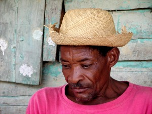 When people were asked to name the main health problem in their Central Haitian villages, the men ranked maternal mortality number one.