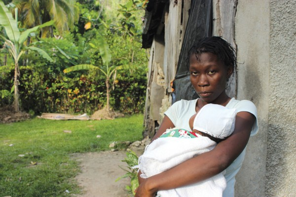 In Haiti, investing in the health care of women means improving the lives of the next generation.