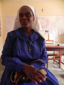 Sr. Emma has dedicated her life to serving handicapped children in Malawi.