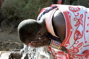 Cross Catholic Outreach is bringing clean water to 42,000 drought-impacted people living in Kenya's Great Rift Valley.