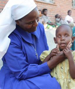 At Chisombezi Deafblind Centre, deaf and blind children are taught how to communicate, live independently, and trust that they are valuable in God's eyes.