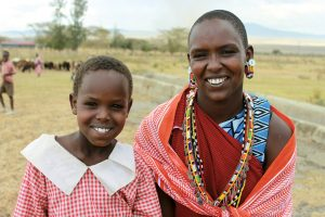 Beleaguered by cyclical drought and famine, Ewuaso Kedong is home to the Maasai tribe, a society of semi-nomadic herders that still uphold a traditional lifestyle.