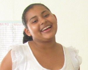 Once hurting from abandonment and abuse, Floriana was transformed through Christ's love at a home for girls in Mexico.