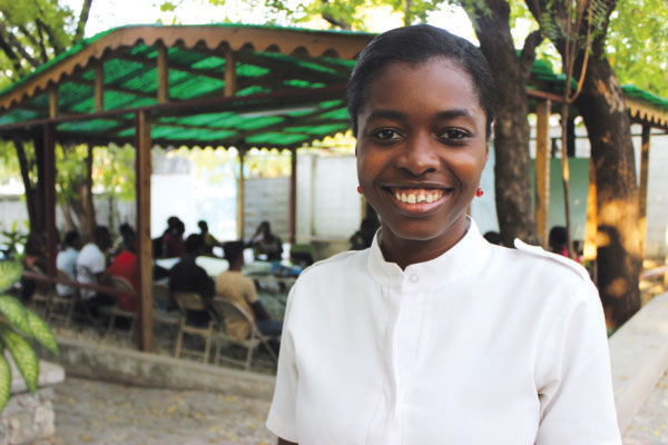CCO Supported Student - Roseline Duclair