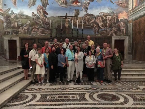Cross Catholic Outreach Pilgrimage