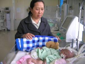 S. Agnes visit Ya Nam