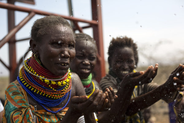 Lodwar Water Celebration