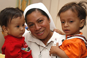 1243 - St. Joseph Rescue and Nutrition Center - Guatemala