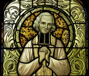 St. Jean-Marie Vianney was known for his charity toward orphans, the sick, and the poor.