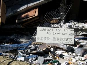 The victims of Haiti's massive 7.2-magnitude earthquake are still desperate for help.