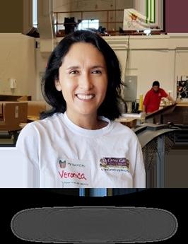 Veronica Perlaza- Screening Center Volunteer and Line Leader, Miami, FL