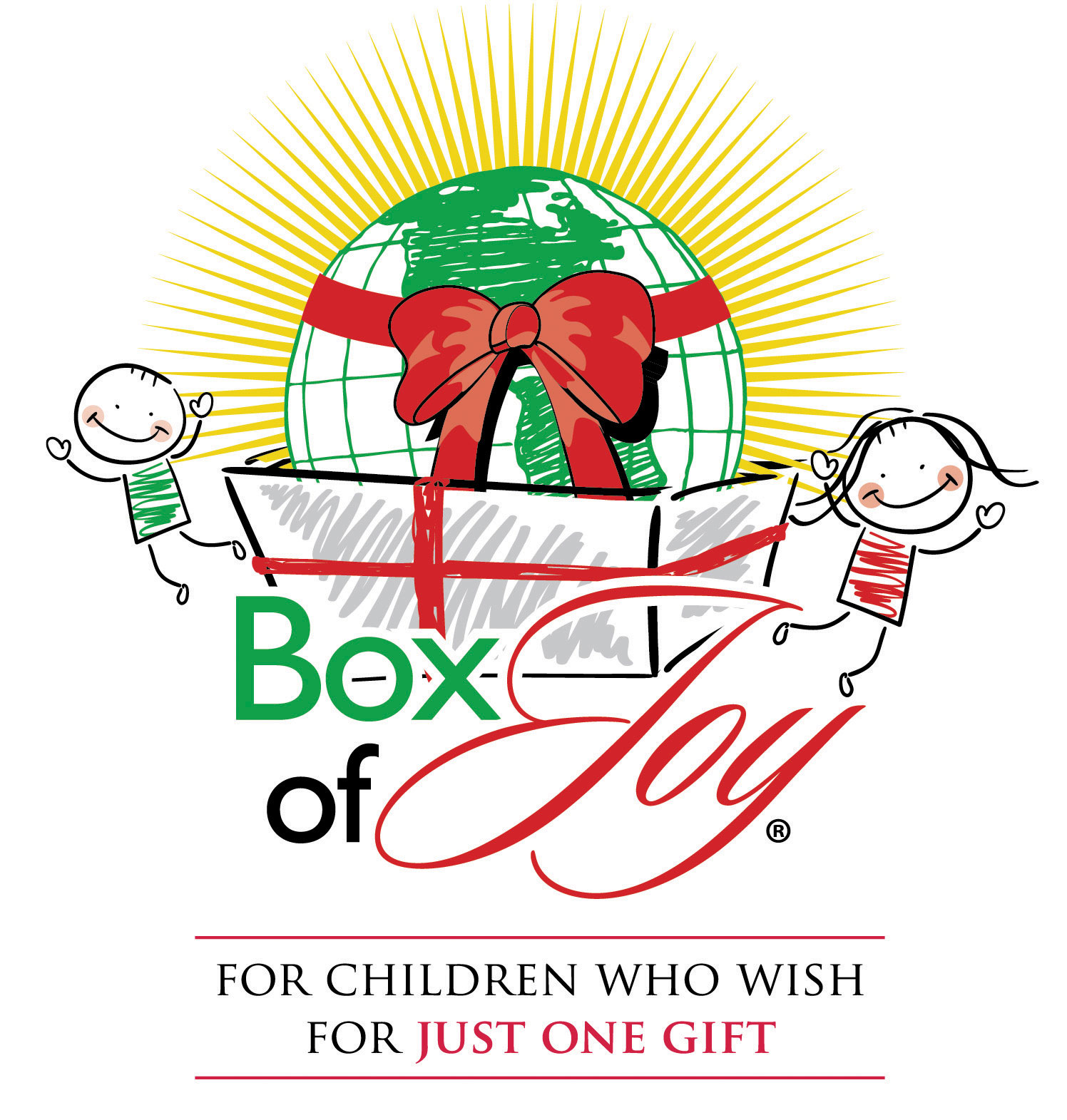 Box of Joy Artwork & Shareables | Cross Catholic Outreach