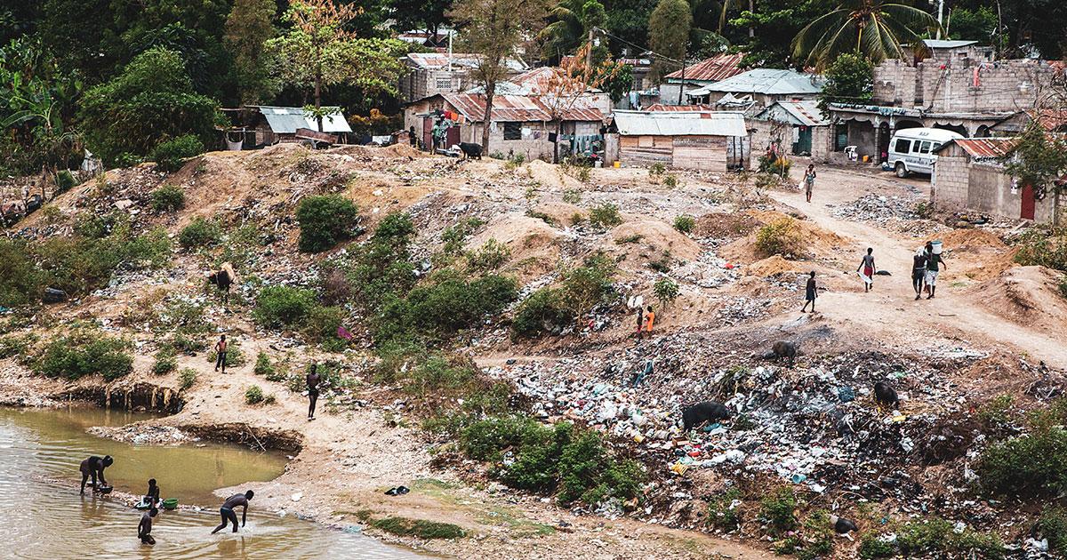 Housing in Haiti