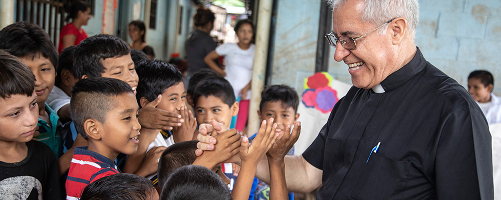 Father Rául Monterroso bringing transformation to Guatemala's poor