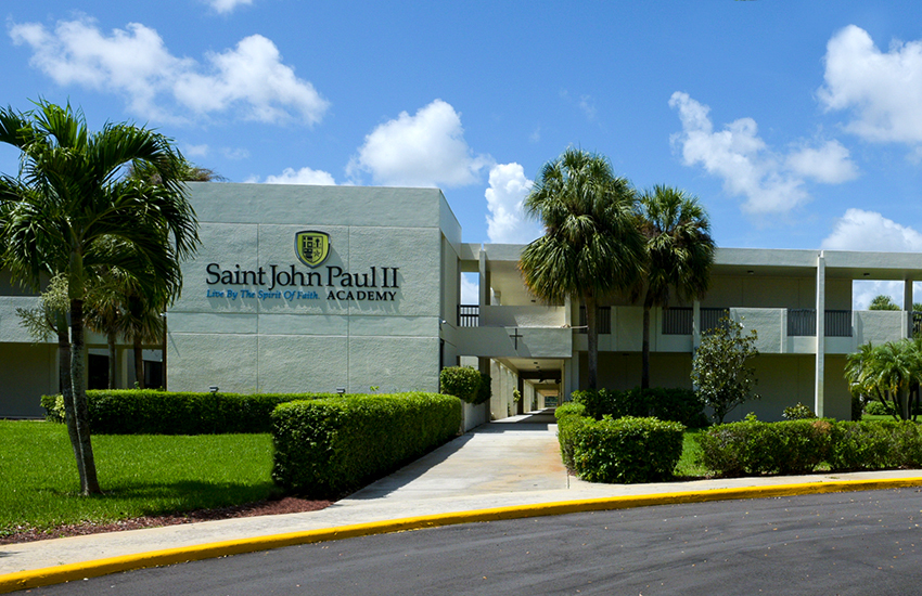 St John Paul II Academy