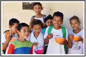 1014 - Amigos for Christ - Vitafood - Nicaragua