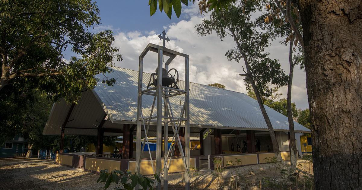 Kobonal Haiti Mission Chapel