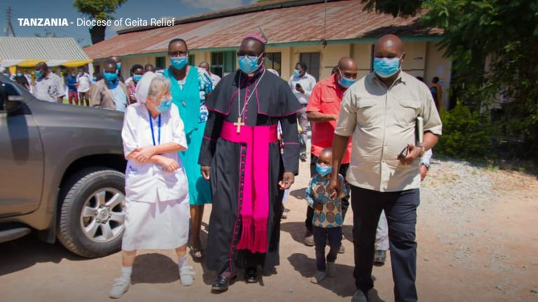 Cross Catholic Outreach is working with Bishop Flavian M. Kassala to assist the Diocese of Geita in Tanzania