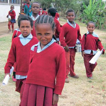 0428 - Shambu Catholic Kindergarten - Ethiopia