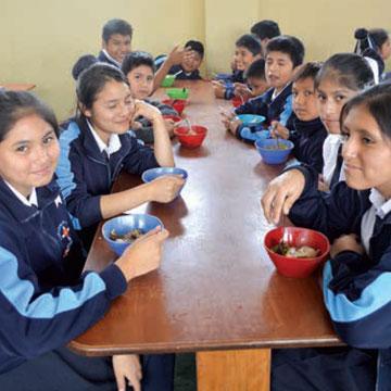 0516 - Heart of Jesus School - Peru