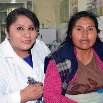 0571 - San Lucas Rural Health - Bolivia