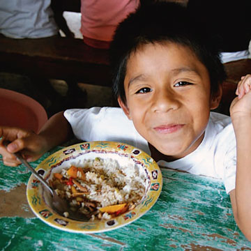 0596 - Community Feeding and Nutrition Program - Nicaragua